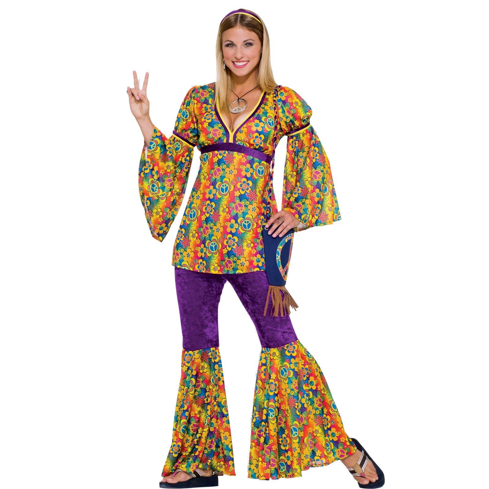 A moda das d cadas nada fr gil - Hippies anos 70 ...