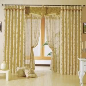 Sala de estar como decorar nada fr gil for Cortinas bonitas para sala