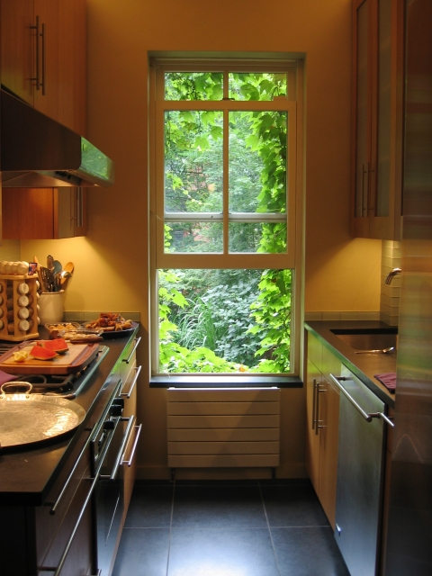 decoracao cozinha pequena retangular:Cozinha Pequena