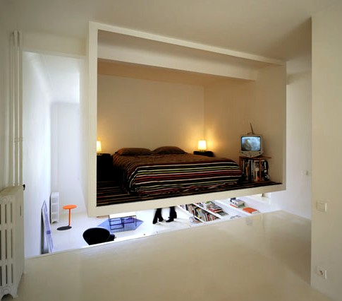 Dicas de decora o para apartamento pequeno nada fr gil for Ver apartamentos pequenos