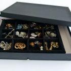 Caixas e organizadores para joias e bijuterias