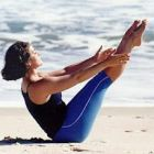 Posições de ioga