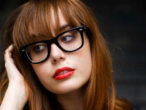 5faae6b17 Se Arrumando com a gente: Usando óculos de grau.