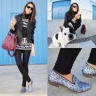 Inspirações de looks com slippers