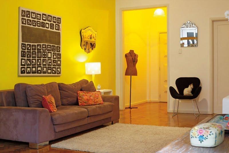 Decoração de sala - Fotos de Salas decoradas e dicas.