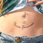 Tatuagens pequenas para mulheres