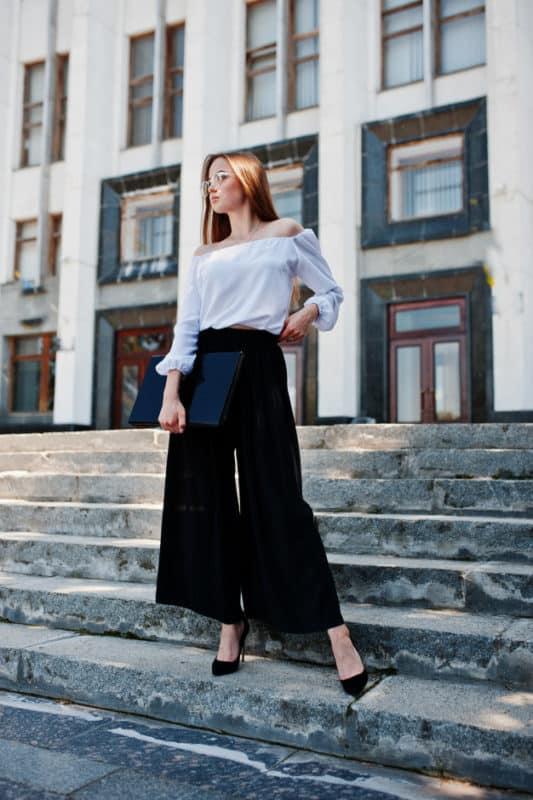 Calça Pantalona 2