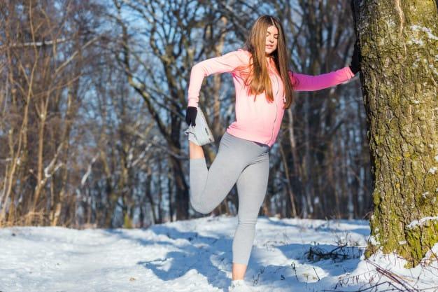 tendências de legging para o inverno 2