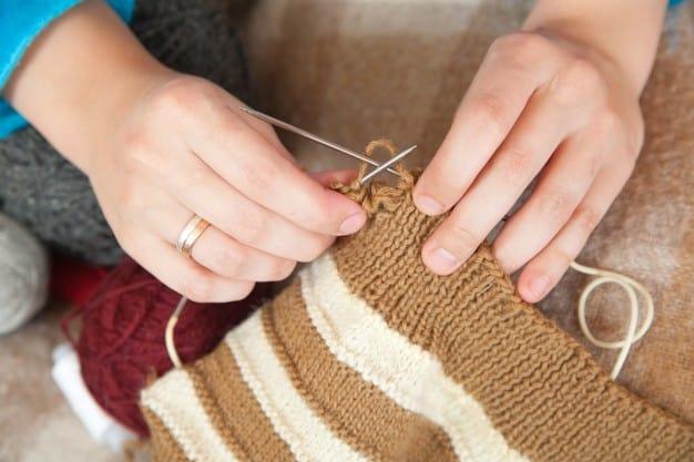 Como fazer tricô -Confira dicas e Passo a passo