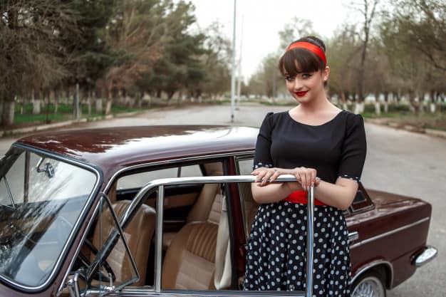 Moda Anos 50 – Décadas da Moda