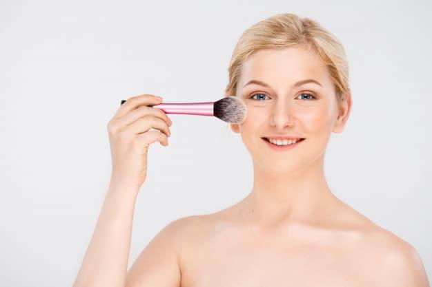 truques de maquiagem