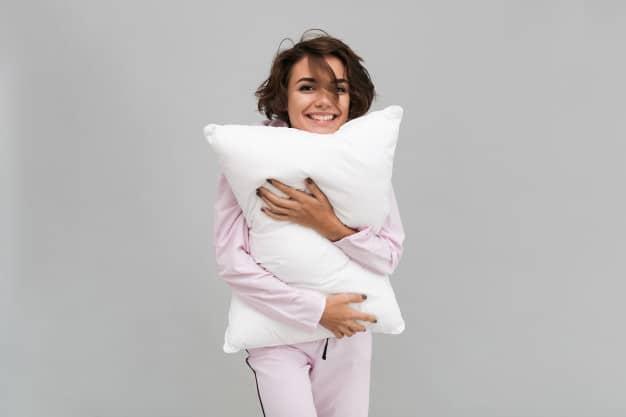 travesseiro fofo