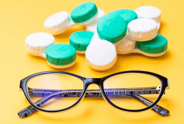 Lente e óculos