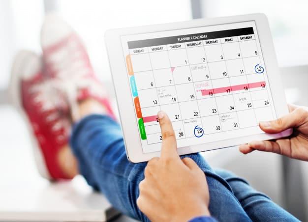 Aprenda a Organizar Seu Dia e seu Tempo