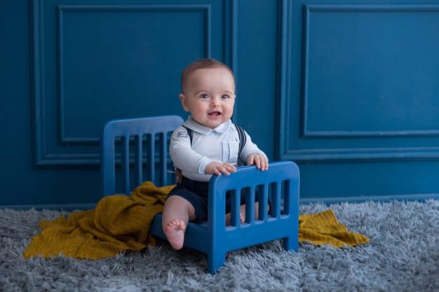 Quarto Montessoriano Para Bebês e Crianças