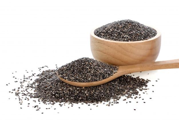 sementes de chia
