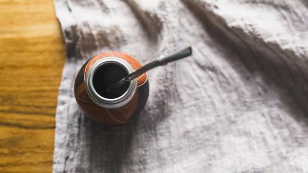 Xicará tradicional de erva mate