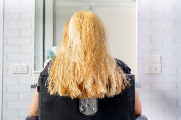 dicas para cuidar dos cabelos tingidos