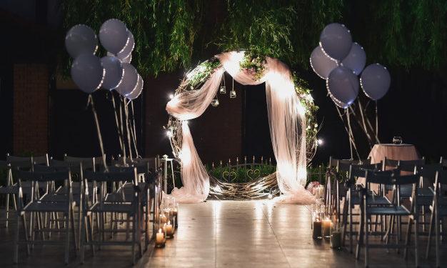 Casamento de dia ou de noite?