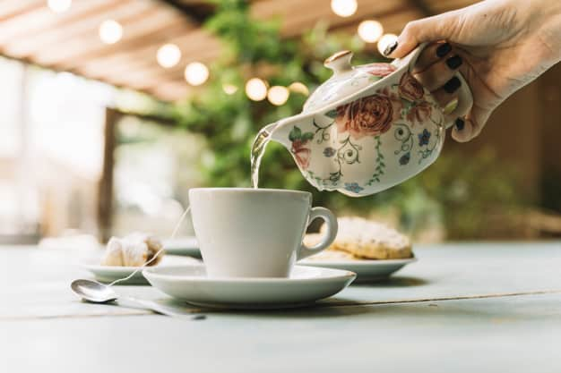 chá mate