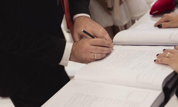 Casamento civil: Conheça os tipos de regimes de bens