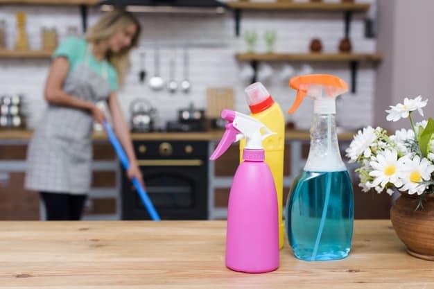 Erros na hora de limpar a casa