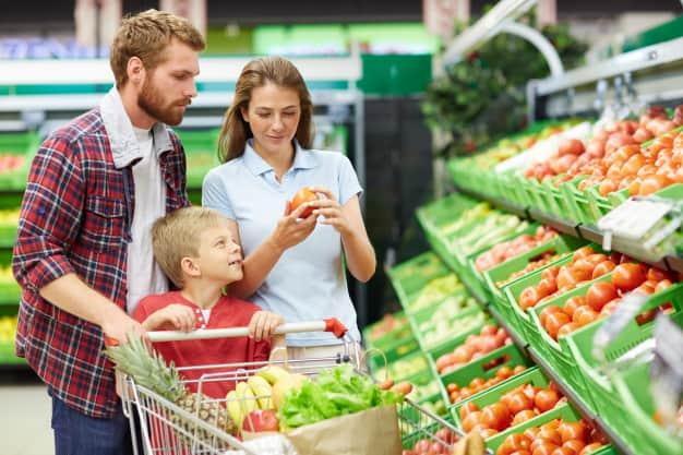 economizar nas compras do supermercado