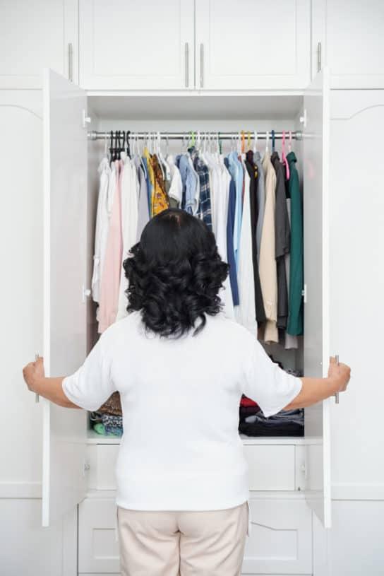 O que é o método Capsule Wardrobe