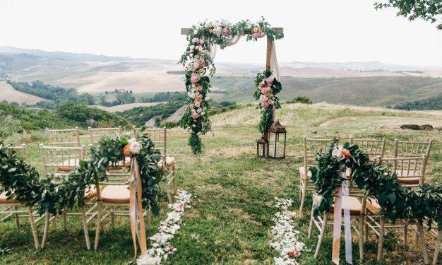 Como deixar a sua cerimônia de casamento perfeita