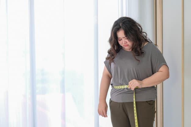 Mulher obesa