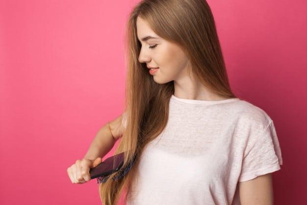 Desembarace os cabelos da maneira certa