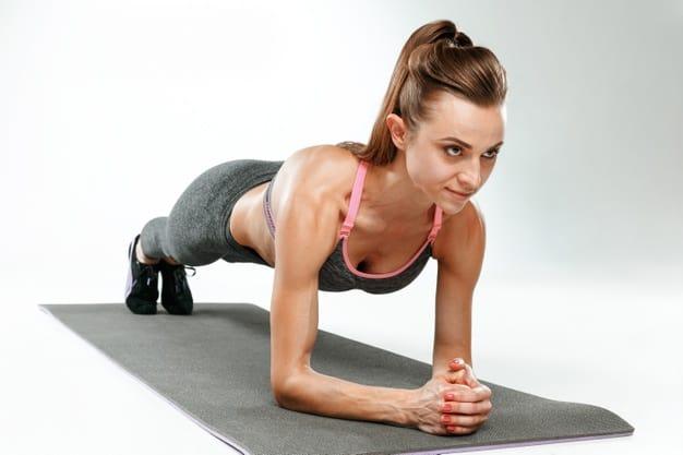 Fazendo exercícios