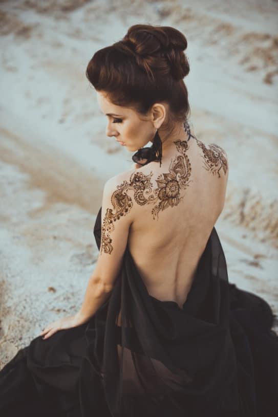 Tatuagem nas costas: fotos para se inspirar