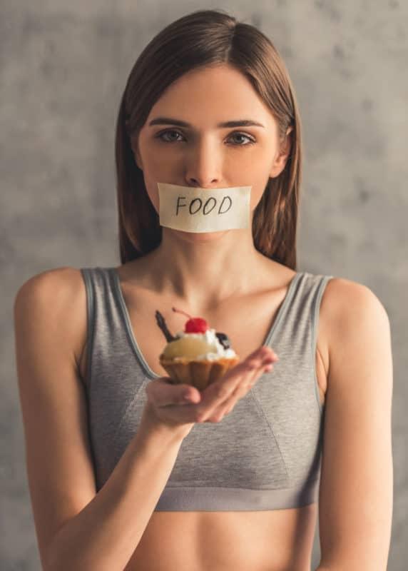distúrbios alimentares