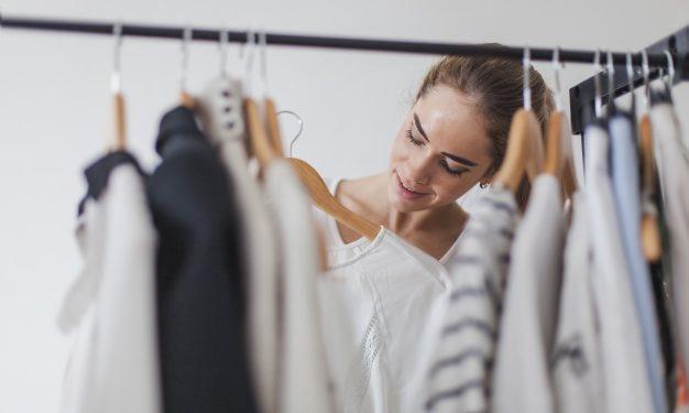 Dicas para manter no guarda-roupa apenas o que interessa!