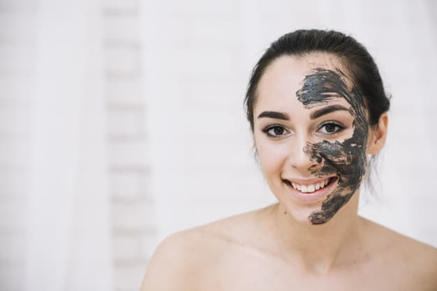 mascara preta
