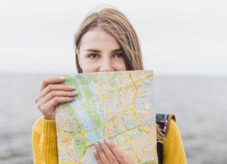 viajando sozinha