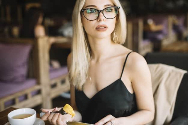 óculos com personalidade