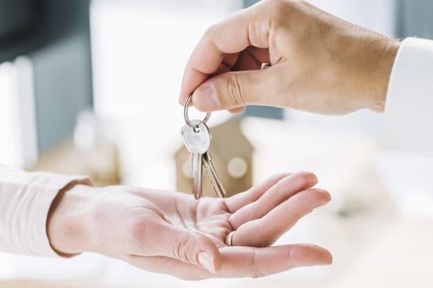 chaves do imovel
