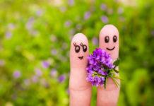 casal de dedos