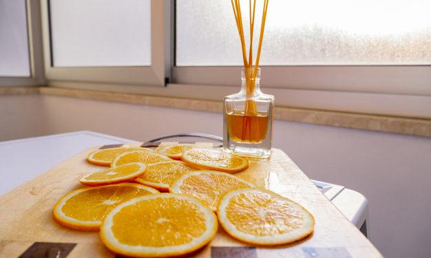 Aromatizantes Naturais: aprenda a usar na sua casa