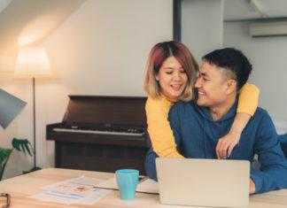 finanças de casal
