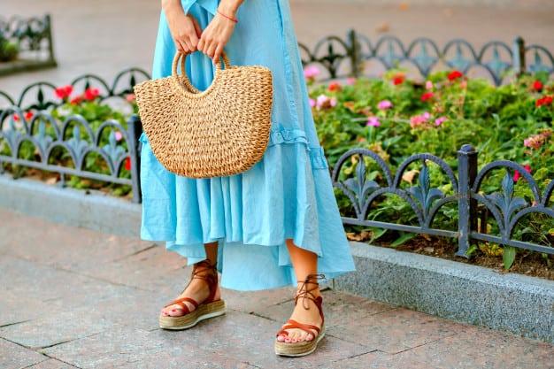Sapatos na moda da atualidade