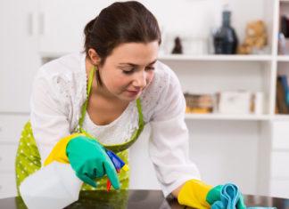 Limpeza casa