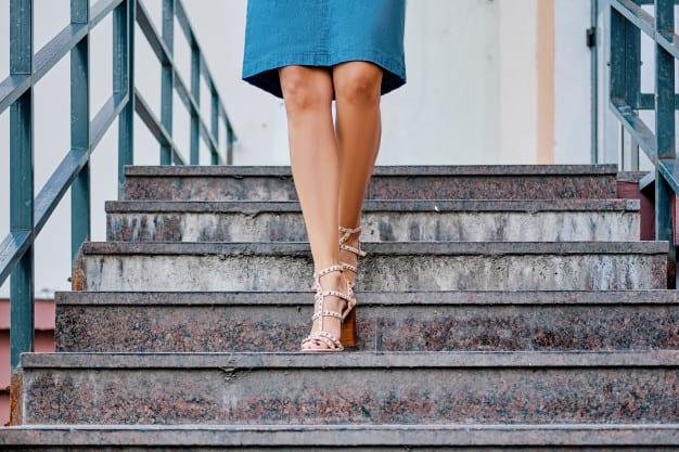 Como usar sandálias anabelas e plataformas 3