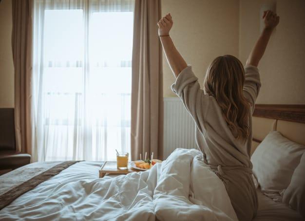 Disposição ao despertar