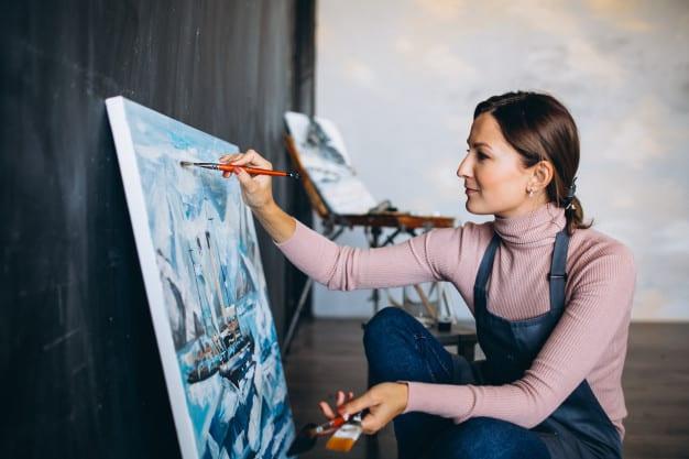 Hobby pintura
