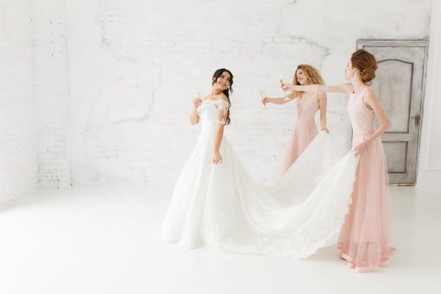 Como escolher o vestido de noiva - 12 dicas