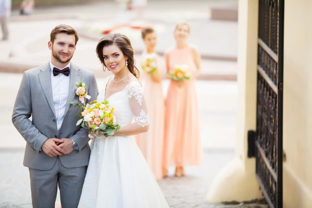 terno de noivo
