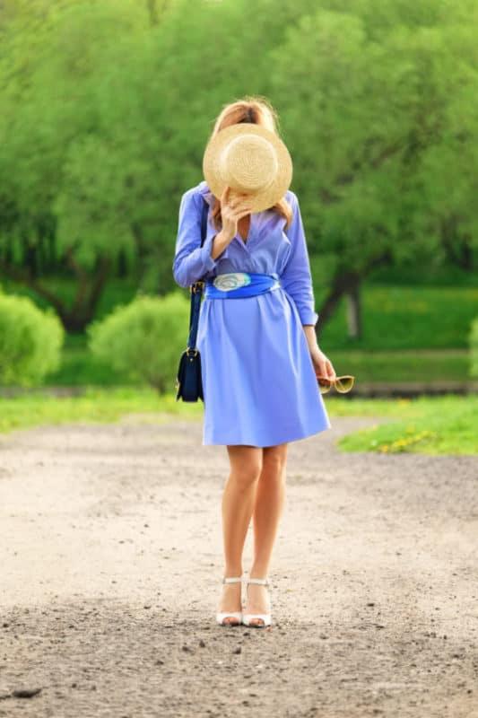 modelos de vestidos evangélicos